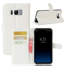 Luurinetti Flip Wallet Galaxy S8 white