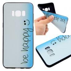 Luurinetti Galaxy S8 TPU-suoja Teema 1