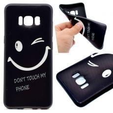 Luurinetti Galaxy S8 TPU-suoja Teema 4