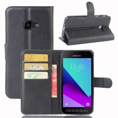 Luurinetti Flip Wallet Galaxy Xcover 4S Black