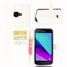 Luurinetti Flip Wallet Galaxy Xcover 4S White