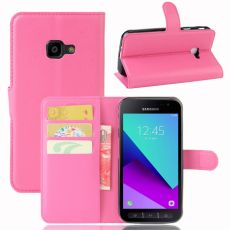 Luurinetti Flip Wallet Galaxy Xcover 4S Rose