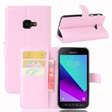 Luurinetti Flip Wallet Galaxy Xcover 4S Pink