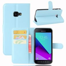 LN Flip Wallet Galaxy Xcover 4S Blue