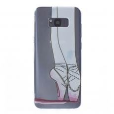 Luurinetti Galaxy S8 TPU-suoja Clear 7