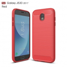 Luurinetti Galaxy J5 2017 TPU-suoja red
