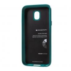 Goospery Galaxy J3 2017 TPU-suoja green
