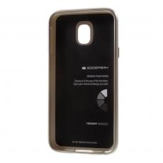 Goospery Galaxy J3 2017 TPU-suoja gold