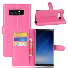 Luurinetti Samsung Galaxy Note 8 Flip Wallet rose