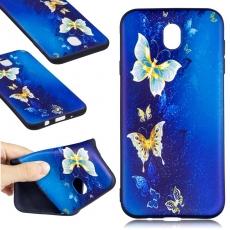 Luurinetti Galaxy J7 2017 TPU-suoja Teema 6
