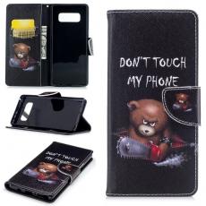 Luurinetti Galaxy Note 8 suojalaukku Teema 3