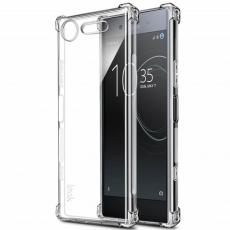 IMAK Sony Xperia XZ1 läpinäkyvä TPU-suoja