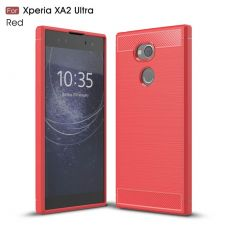 Luurinetti Xperia XA2 Ultra TPU-suoja red