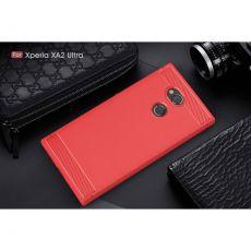 Luurinetti Xperia XA2 Ultra TPU-suoja red