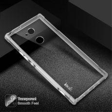 IMAK Xperia XA2 Ultra läpinäkyvä TPU-suoja Pro