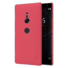 Nillkin Super Frosted kuori Sony Xperia XZ2 red
