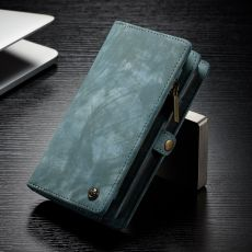 CaseMe 2in1 lompakko 11 card Xperia XZ2 green