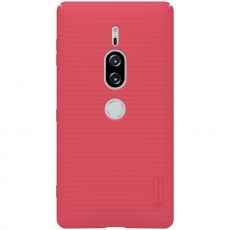 Nillkin Super Frosted Xperia XZ2 Premium red