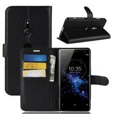 Luurinetti Flip Wallet Sony Xperia XZ3 black