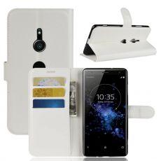 Luurinetti Flip Wallet Sony Xperia XZ3 white