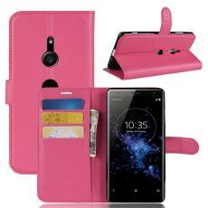 Luurinetti Flip Wallet Sony Xperia XZ3 rose