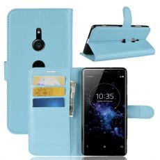 Luurinetti Flip Wallet Sony Xperia XZ3 blue