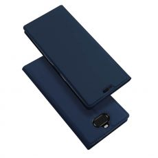 Dux Ducis Business-kotelo Xperia 10 Plus blue
