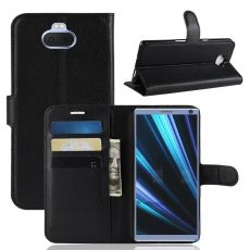 Luurinetti Flip Wallet Xperia 10 Plus black