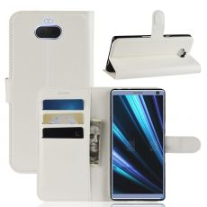Luurinetti Flip Wallet Xperia 10 Plus white