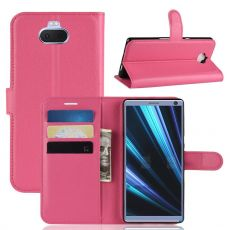 Luurinetti Flip Wallet Xperia 10 Plus rose