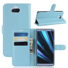 Luurinetti Flip Wallet Xperia 10 Plus blue