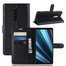 Luurinetti Flip Wallet Sony Xperia 1 black