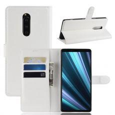 Luurinetti Flip Wallet Sony Xperia 1 white