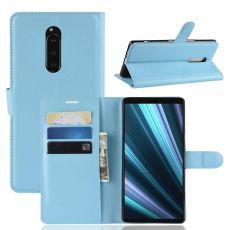Luurinetti Flip Wallet Sony Xperia 1 blue