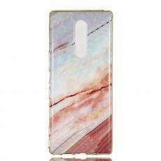 Luurinetti TPU-suoja Xperia 1 Marble #1
