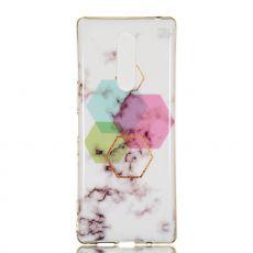Luurinetti TPU-suoja Xperia 1 Marble #6
