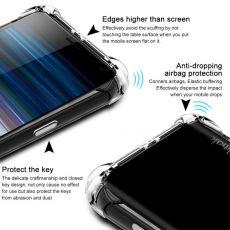 Imak läpinäkyvä Pro TPU-suoja Xperia 10