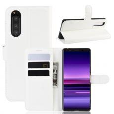 Luurinetti Flip Wallet Sony Xperia 5 white