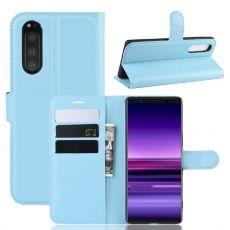 Luurinetti Flip Wallet Sony Xperia 5 blue