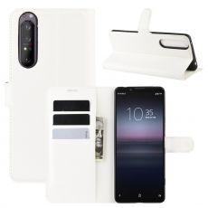 LN Flip Wallet Sony Xperia 1 II white