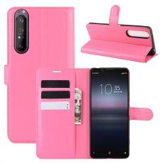 LN Flip Wallet Sony Xperia 1 II rose