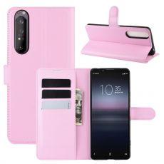 LN Flip Wallet Sony Xperia 1 II pink