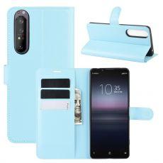 LN Flip Wallet Sony Xperia 1 II blue