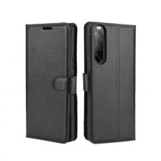 LN Flip Wallet Xperia 10 II black