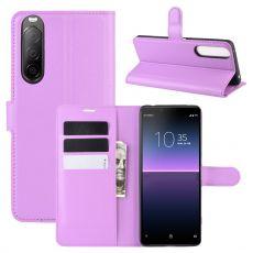 LN Flip Wallet Xperia 10 II purple