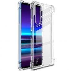 Imak läpinäkyvä Pro TPU-suoja Sony Xperia 1 II
