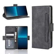 LN 5card Flip Wallet Sony Xperia L4 Black