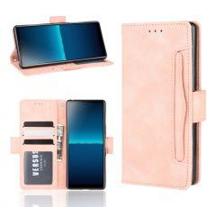 LN 5card Flip Wallet Sony Xperia L4 Pink