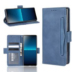 LN 5card Flip Wallet Sony Xperia L4 Blue