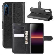 LN Flip Wallet Sony Xperia L4 Black